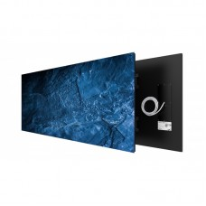 Deep Azur Stone 930 Watt stone art panel Welltherm