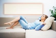 Infraroodverwarming: als het in je zaak of thuis écht stil moet zijn ...